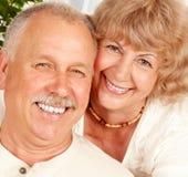 Couples aînés Photos libres de droits
