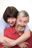 Couples aînés 2 Photo stock