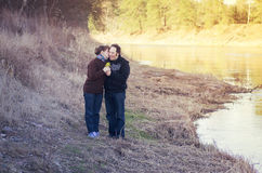 Couples adultes photo stock