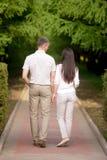 Couples affectueux Photographie stock