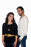 Couples arabes Image libre de droits