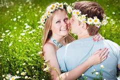 Couples assez jeunes images stock