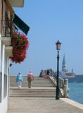 Couples At Venice Royalty Free Stock Image