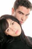 Couples attrayants Photos libres de droits