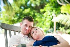 Couples attrayants images libres de droits