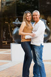 Couples attrayants Photo stock