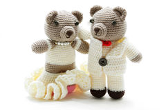 Couples bears Stock Photos