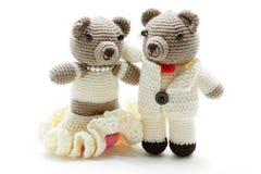Couples bears Stock Photos
