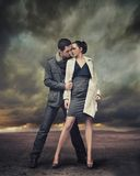 Couples beaux Photos stock