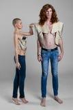 Couples créateurs Photographie stock libre de droits