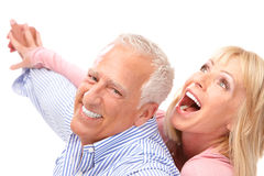 Couples d'aînés photos stock