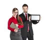 Couples d'affaires Photo stock