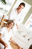 Couples d'amour Images stock