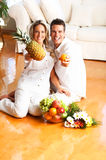 Couples d'amour Image stock
