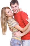 Couples d'amour Images libres de droits