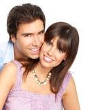 Couples d'amour Image libre de droits