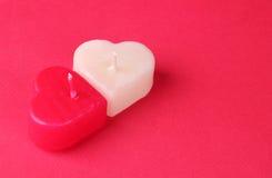 Couples d'amour de décoration Photo stock