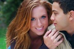 couples d'automne photos libres de droits