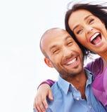 Couples d'une cinquantaine d'années Images stock