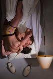 Couples dans l'amour Photographie stock libre de droits