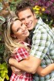 Couples dans l'amour photos stock