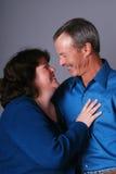 Couples dans l'amour. Images stock