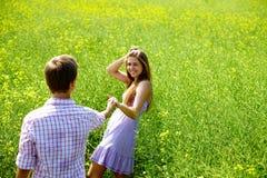 Couples dans le domaine Photos libres de droits