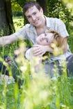 Couples de beauté Image stock