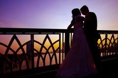 Couples de bonheur Photographie stock libre de droits