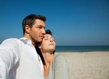 couples de confiance Photographie stock