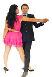 Couples de danse photos stock