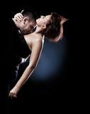 Couples de danse Image stock
