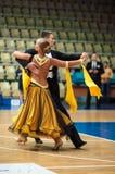 Couples de danse, Images stock