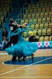 Couples de danse, Image libre de droits