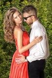 Couples de datation photos libres de droits