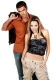 Couples de Glamor Images libres de droits