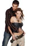 Couples de Glamor Photos stock