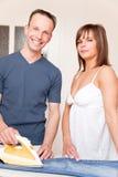 Couples de ménage Photographie stock libre de droits