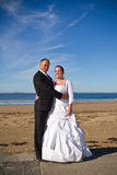 Couples de mariage Photos stock