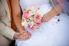 Couples de mariage Image stock