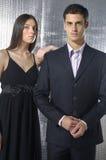 Couples de mode Images stock