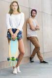 Couples de prochaine génération photo libre de droits