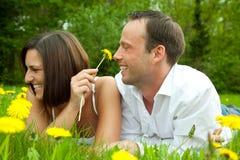 Couples de renoncule photo stock