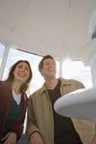 Couples de SKETCH Image stock