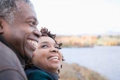 Couples de SKETCH Photos stock
