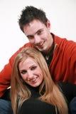 Couples de sourire Photo stock