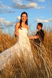 Couples de zone Photo stock