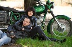 Couples des amoureux Photo stock