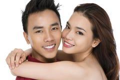 Couples doux Images libres de droits
