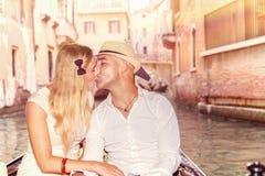 Couples doux dans l'amour Image libre de droits